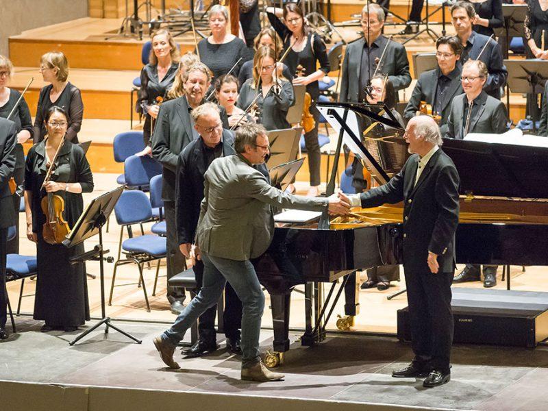 musica viva Orchesterkonzert am 2.6.2017. Foto: Dirk Mann