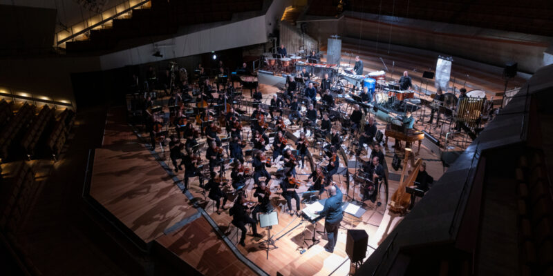 Ensemble Modern Orchestra © Astrid Ackermann / Musikfest Berlin