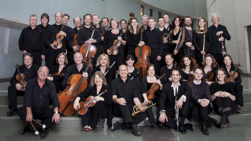 Chamber Orchestra of Europa (c) Eric Richmond