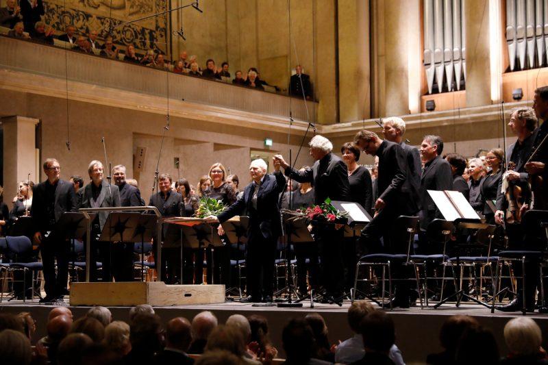 Konzert zum 80. Geburtstag von Hans Zender © Astrid Ackermann