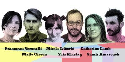 Verunelli, Giesen, Ivicevic, Klartag, Lamb, Amarouch © LMN Berlin