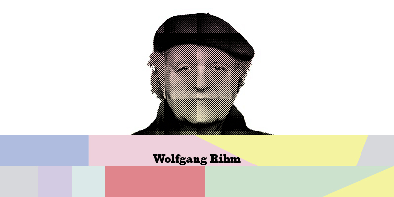 Wolfgang Rihm © LMN Berlin