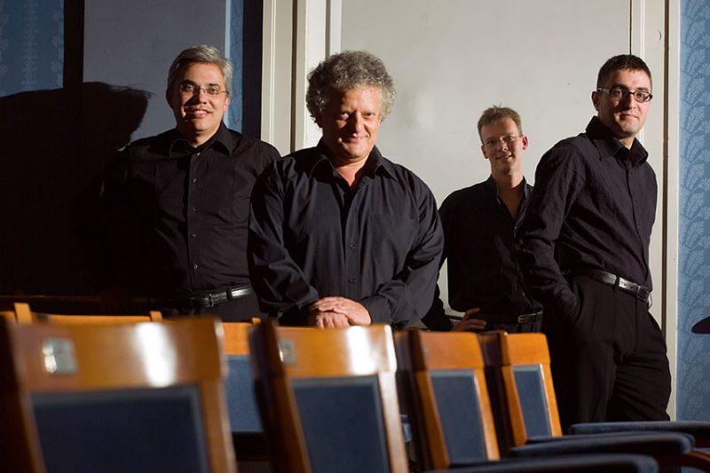 Arditti Quartet (c) Lukas Beck