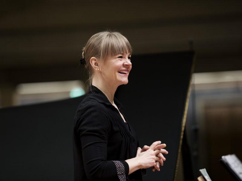 Susanna Mälkki (c) Astrid Ackermann