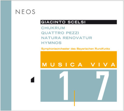 CD-Cover: musica viva 17 © NEOS music