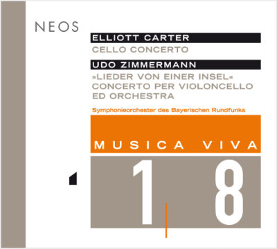 CD-Cover: musica viva 18 © NEOS music