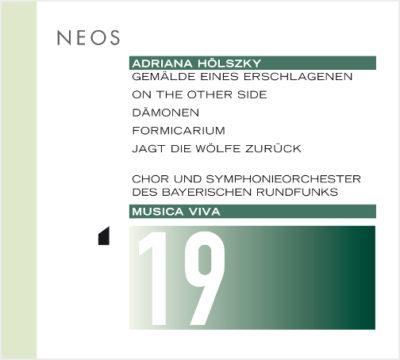 CD-Cover: musica viva 19 © NEOS music