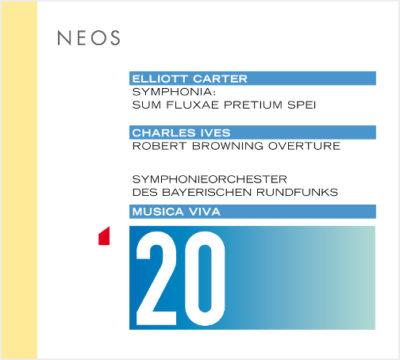 CD-Cover: musica viva 20 © NEOS music