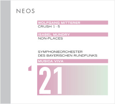 CD-Cover: musica viva 21 © NEOS music