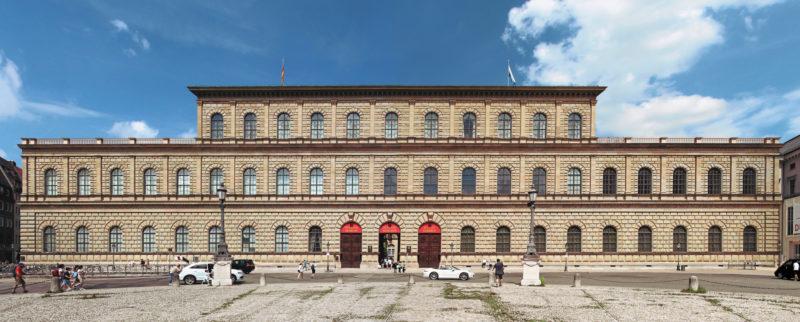 Akademie der schönen Künste © Wikimedia Commons