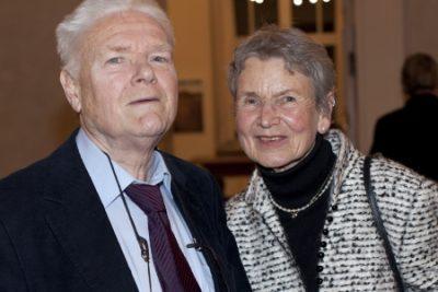 Hans und Gertrud Zender