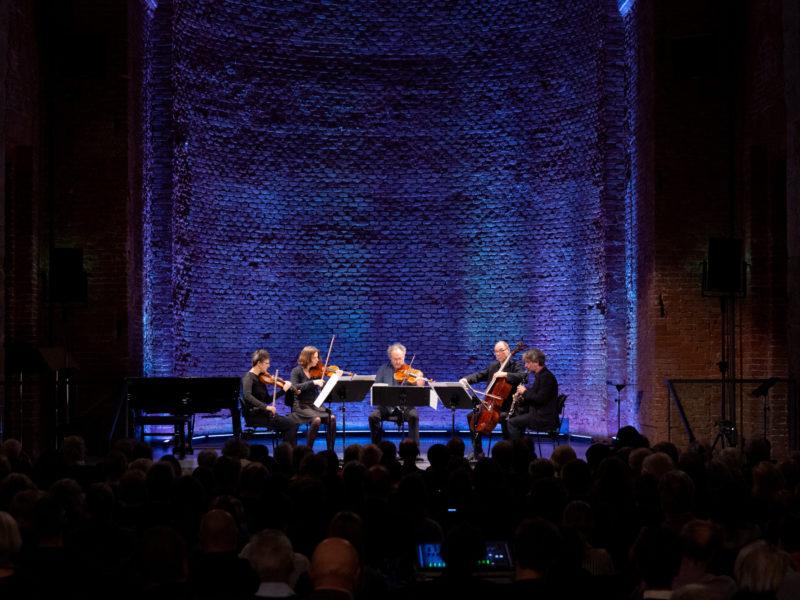 Klangforum Wien zu Gast bei der musica viva © Astrid Ackermann