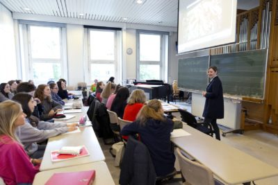 Neue Musik im Klassenzimmer © Astrid Ackermann