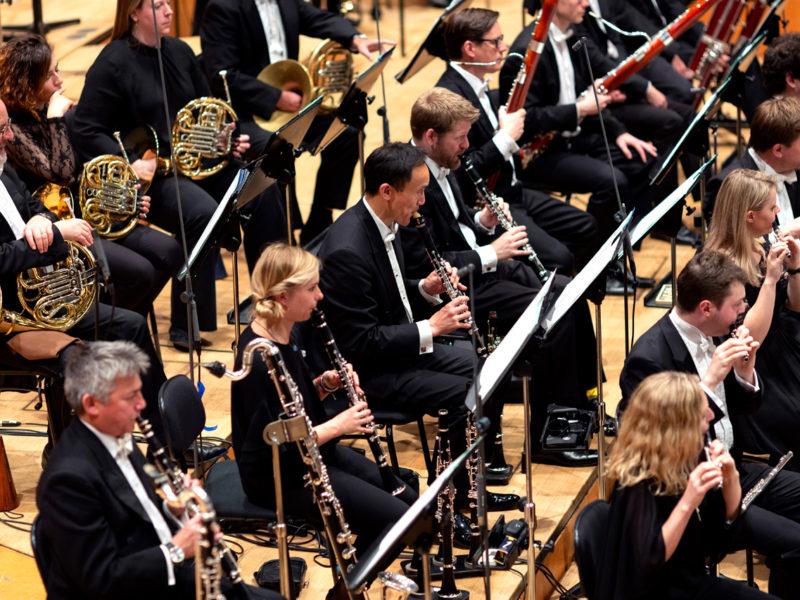 London Symphony Orchestra und Sir Simon Rattle © Astrid Ackermann