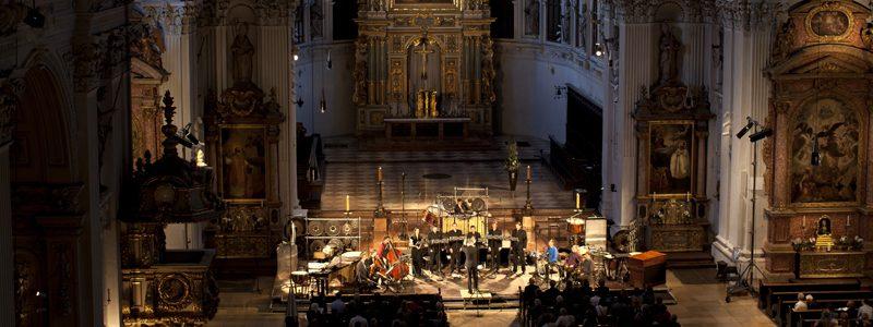 Jesuitenkirche St. Michael. Foto: Astrid Ackermann