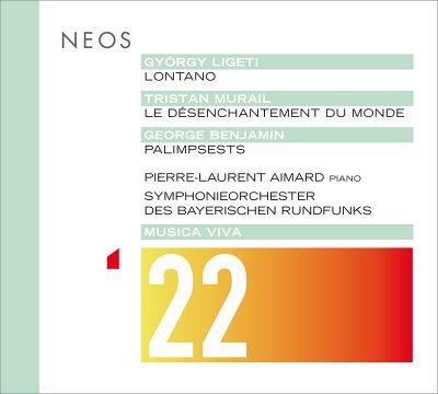 CD Cover mv vol.22 (c) NEOS