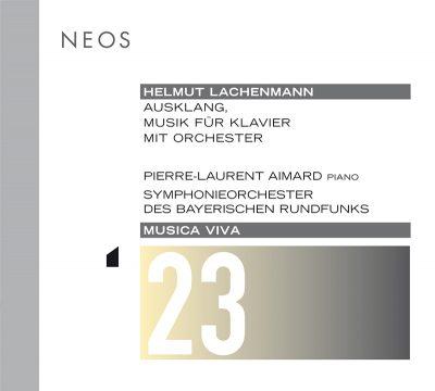 CD Cover Neos Lachenmann 23