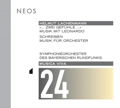 CD Cover NEOS Lachenmann 24