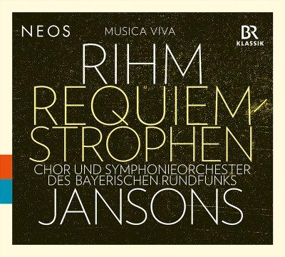 musica viva CD: Wolfgang Rihm – Requiem-Strophen © NEOS