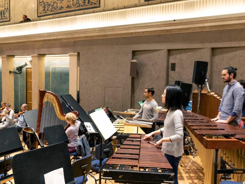 Symphonieorchester des Bayerischen Rundfunks © Astrid Ackermann