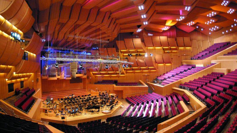 Philharmonie im Gasteig München (c) Gasteig