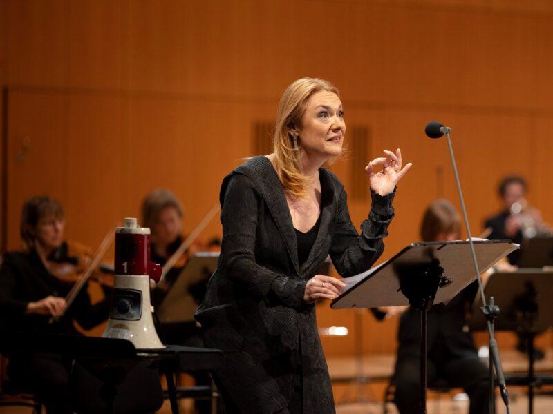 Magdalena Kožená © Astrid Ackermann