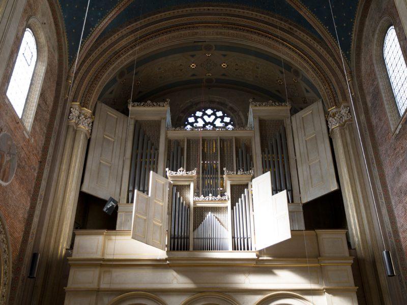 Orgel St. Ludwig © Astrid Ackermann