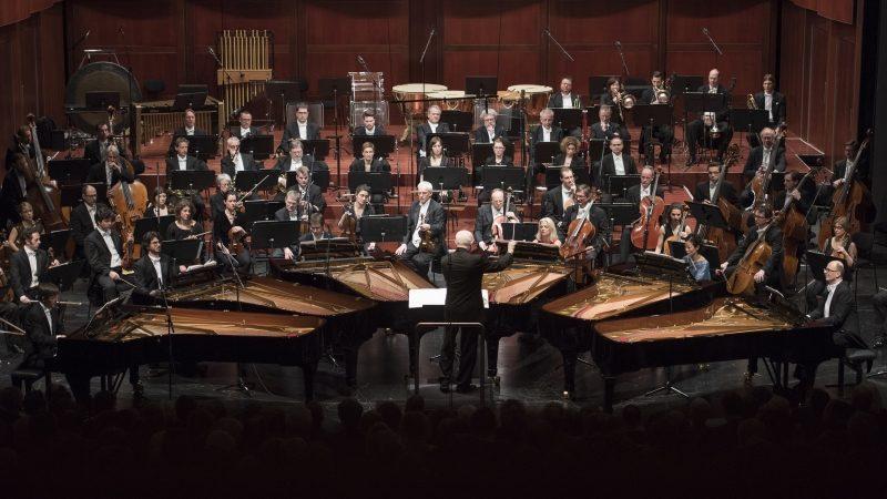 musica viva / räsonanz Stifterkonzert 2016 im Münchner Prinzregententheater © Astrid Ackermann