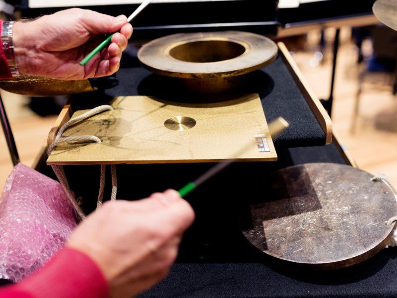 Instrumente im Einsatz (c) Astrid Ackermann