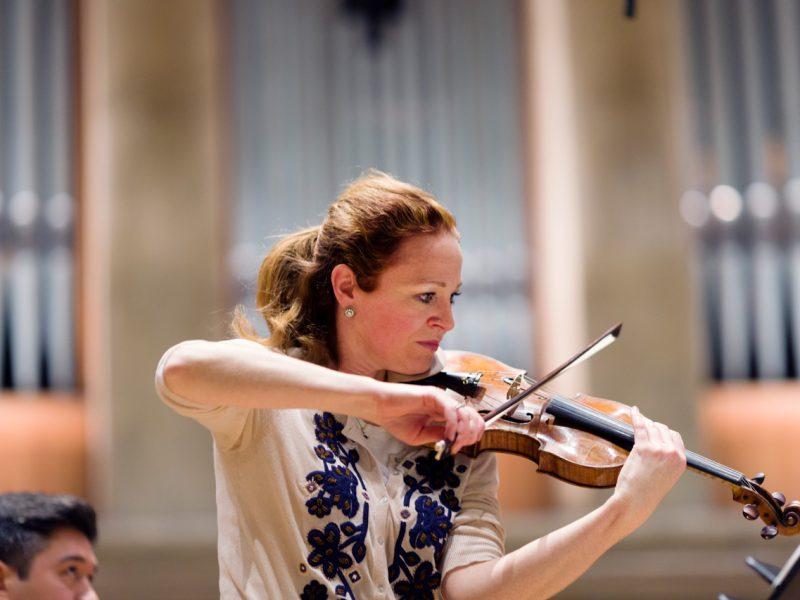 Carolin Widmann (c) Astrid Ackermann
