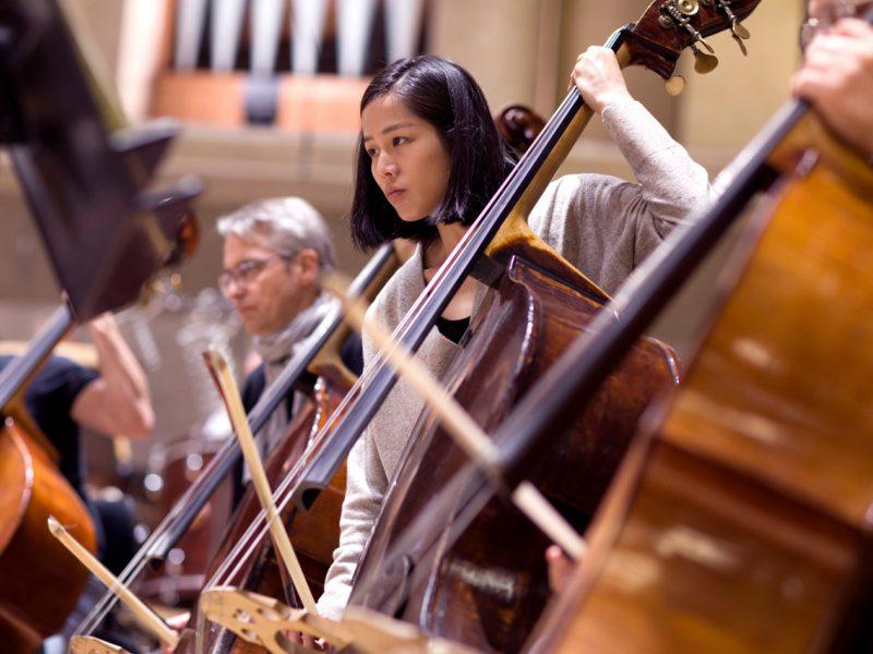 Musikerinnen und Musiker des BRSO (c) Astrid Ackermann