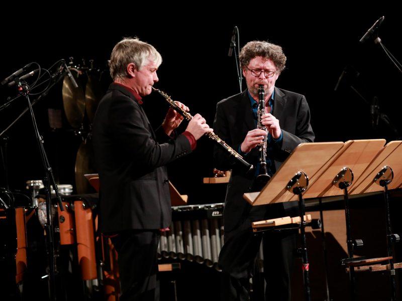 musica viva Konzert am 17.3.2018 mit dem Ensemble Musikfabrik (c) Astrid Ackermann