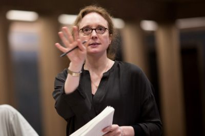Rebecca Saunders bei der musica viva (c) Astrid Ackermann