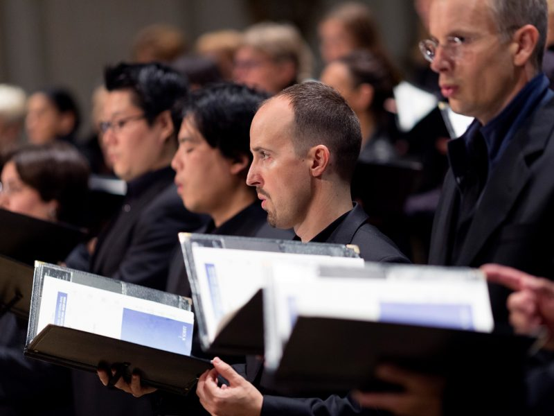 musica viva Chorkonzert am 28.9.2017 (c) Astrid Ackermann