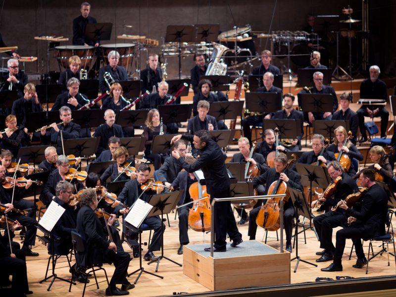 musica viva Orchesterkonzert am 29.9.2017 mit Jörg Widmann (c) Astrid Ackermann