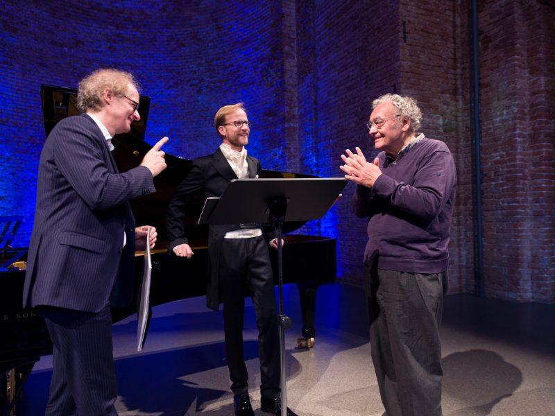 musica viva Liederabend am 30.9.2017 (c) Astrid Ackermann