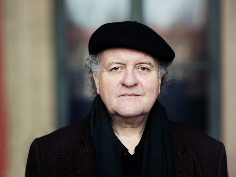 Wolfgang Rihm (c) Astrid Ackermann