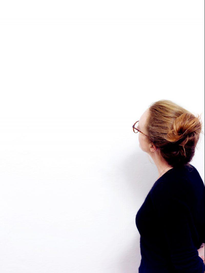 Rebecca Saunders (c) Astrid Ackermann